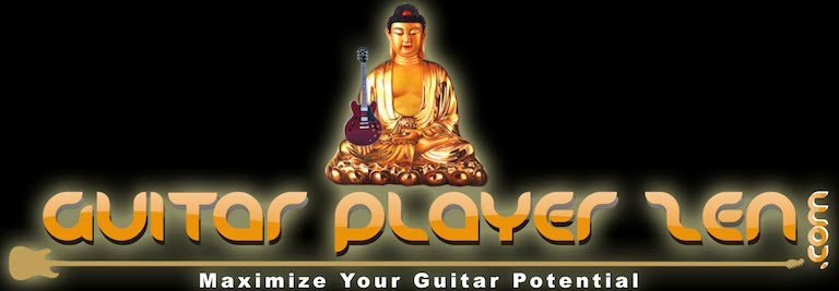 Guitar Player Zen