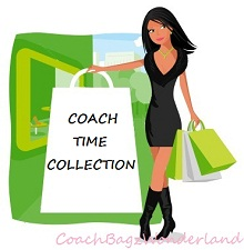 COACH TIME COLLECTION