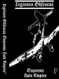 Legiones Obscurae - Supreme Hate Empire [Demo] (2007)