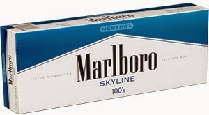 How much do Marlboro cigarettes cost in Colorado