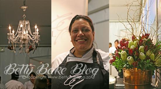 Taste of Cape Town, chandelier, MAlika Van Reenen, proteas, Signal Restaurant, Cape Grace Hotel, food
