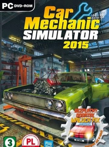 CMS: Car Mechanic Simulator 2015-CODEX PC Games Free Download