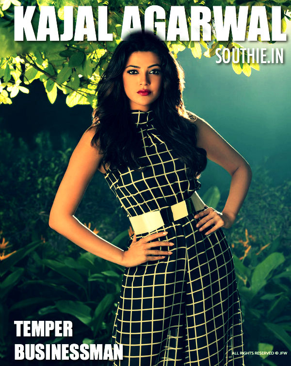 Kajal Agarwal is one of the few heroines to have done two movies with Puri Jagannadh. Hot Kajal Agarwal, Temper, Businessman, Kajal Agarwal, kajal Agarwal, hot, sexy, sensual,