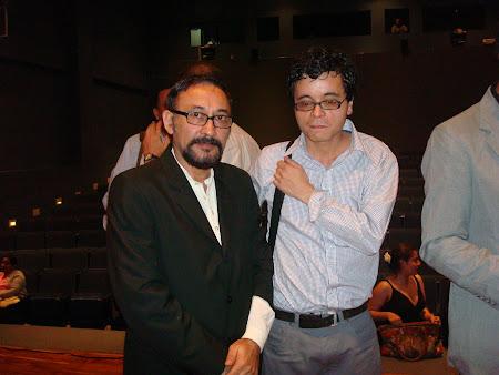 André Cruchaga, El Salvador; Rafael Rubio, Chile