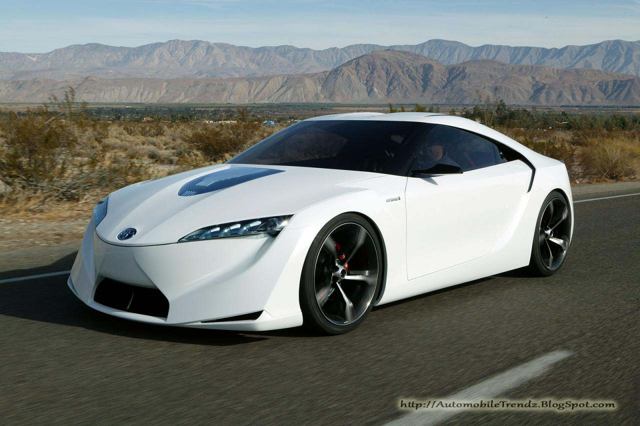 automobile trendz 2015 toyota supra concept. Black Bedroom Furniture Sets. Home Design Ideas