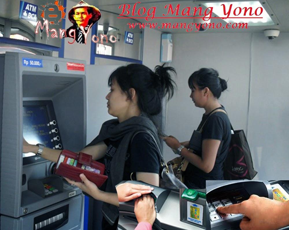 Cara Transfer dari ATM BCA ke ATM Bank Mandiri