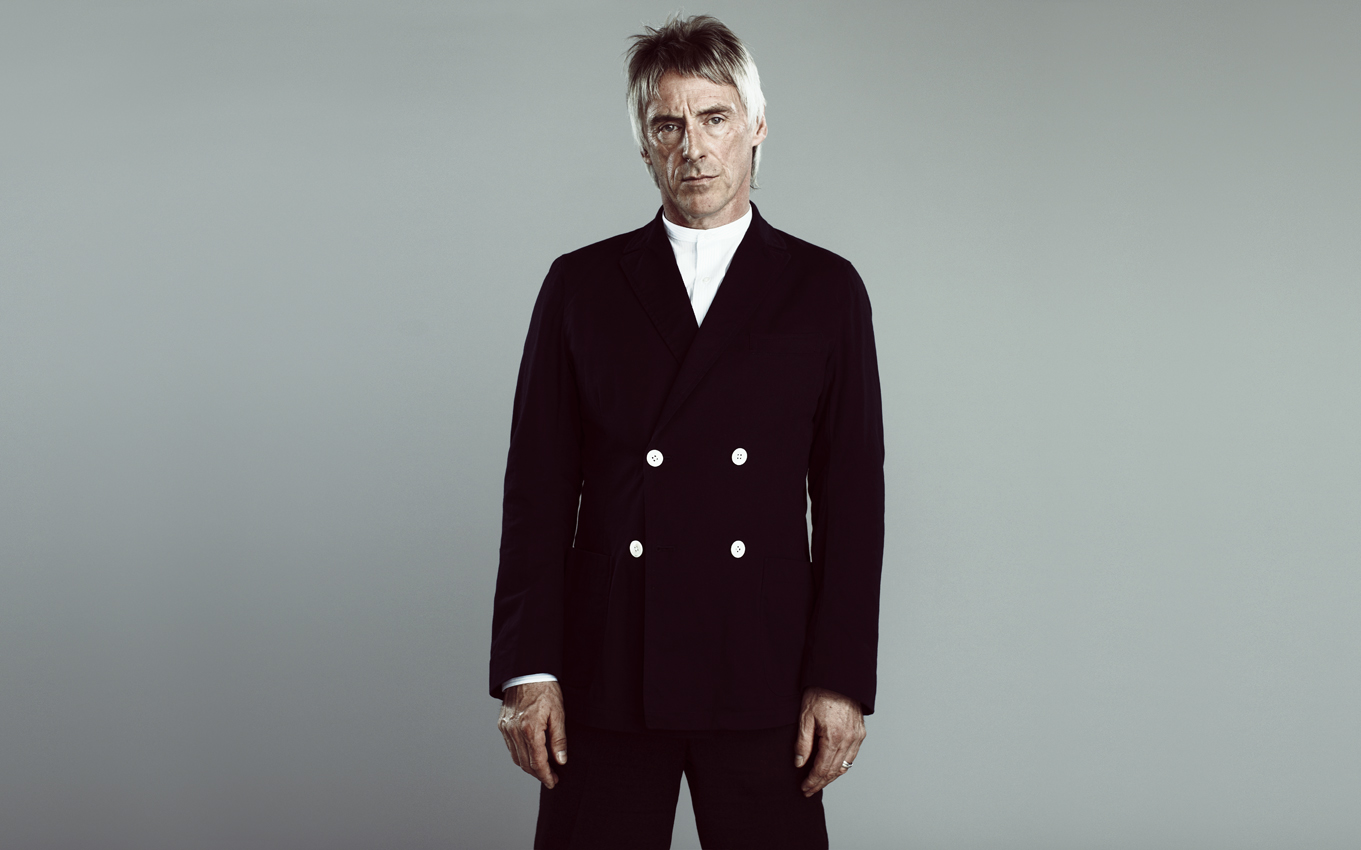 Grey Fox: Dressing well in middle age - Paul Weller