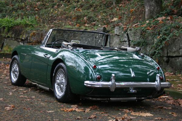 classic sports cars Classic Cars