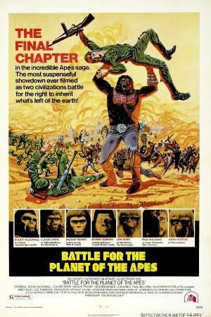 La Batalla Por El Planeta De Los Simios (1973) [DVDRip] [Latino] [1 Link] [MEGA]