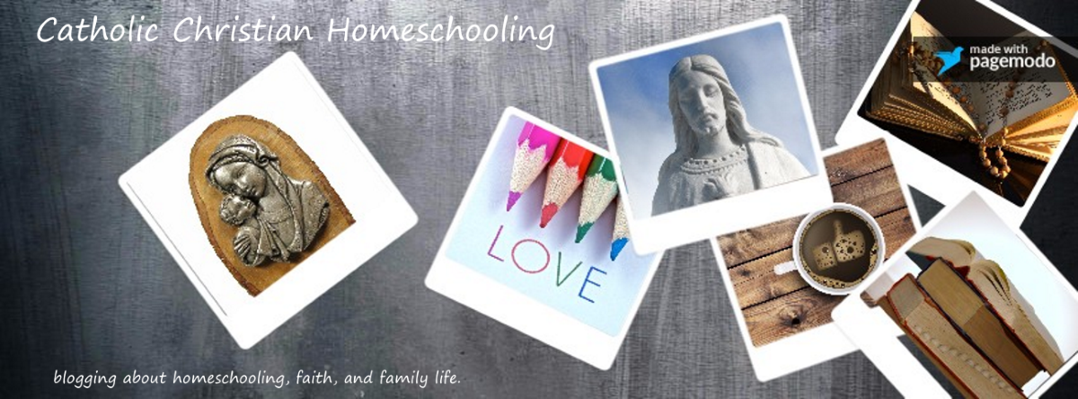 Catholic Christian Homeschooling