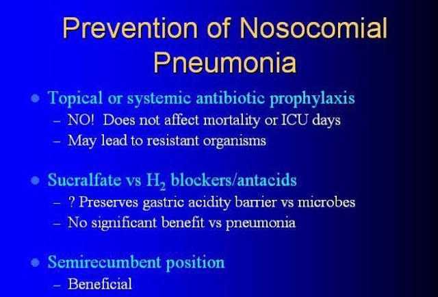 how to prevent hospital-acquired pneumonia