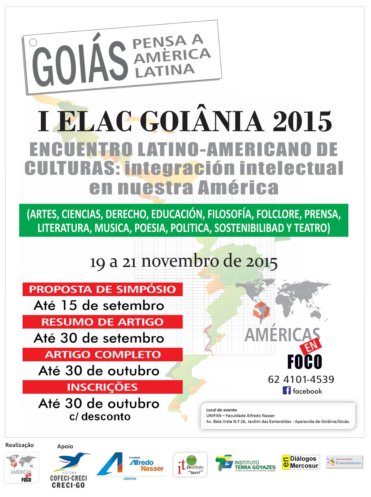 I ELAC 2015