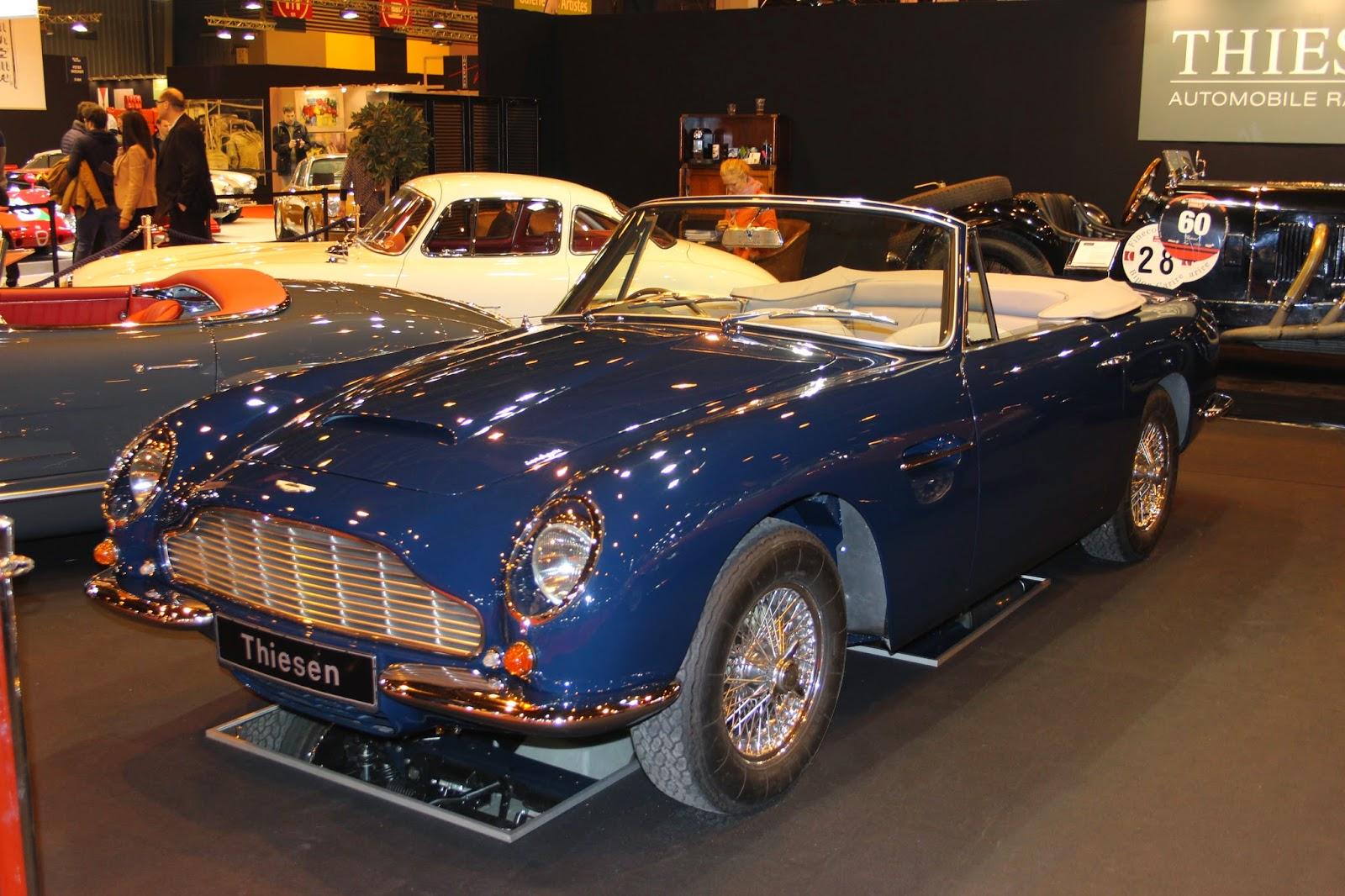 Aston Martin DB6 MKI Volante