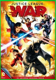 Justice League: War 2014 | 3gp/Mp4/DVDRip Latino HD Mega