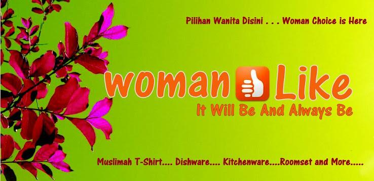 WOMAN LIKE