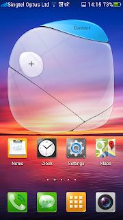 Oppo Find 5 Widget2