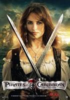 Piratas del caribe 4: Navegando aguas misteriosas 3D (2011).