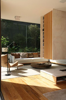 Wooden Interior Design Photos for Minimalist House