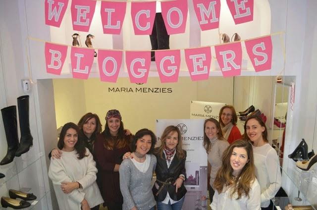 Esencia Trendy, Maria Menzies, calzado, heels, event, bloggers day, press, madeinspain, Asesora de Imagen, Personal Shopper,