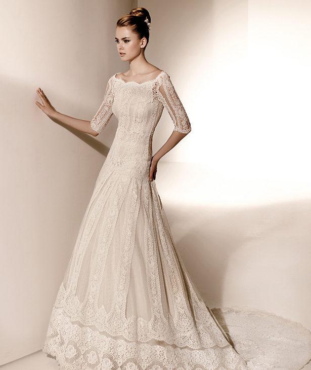bateau wedding dresses. BATEAU FOR MOI? MAIS OUI!