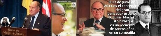 Pensando con Julián Marías: La realidad en su conexión