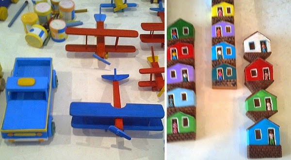 Brinquedos tradicionais Paraíba