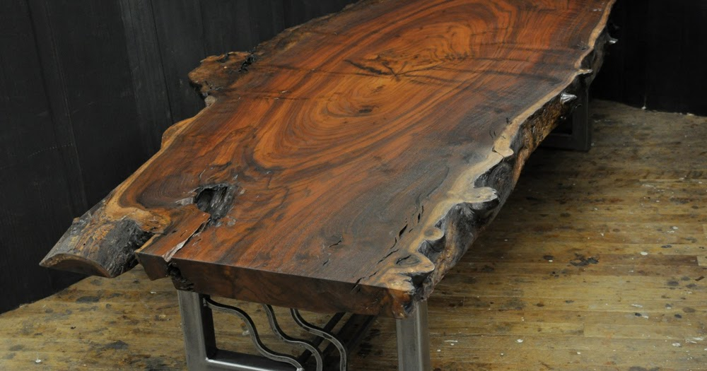 Dorset Custom Furniture A Woodworkers Photo Journal A Live Edge Claro Walnut Slab Coffee Table