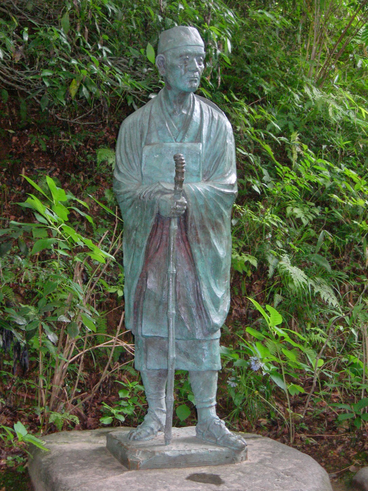 matsuo bashos inspiration essay Poems by matsuo basho one day in the spring of 1681 a banana tree was being planted alongside a modest hut in a rustic area of edo, a city now known as tokyo it was.
