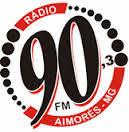 ouvir a Rádio Aimorés FM 90,3 Aimorés MG