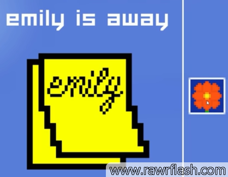 Jogos de simulação: Emily is away