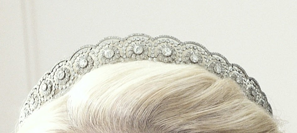 The Royal Order of Sartorial Splendor: Tiara Thursday: The ...
