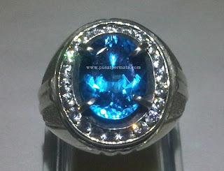 Blue Topaz - 017