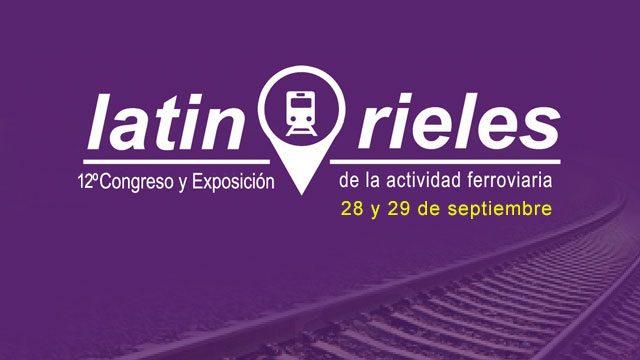 Rieles está organizando la décima segunda edición del Congreso y exposición ferroviaria.
