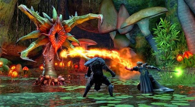 Game bom tấn The Elder Scrolls Online