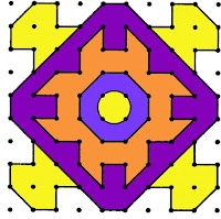 Rangoli Design Pattern 9