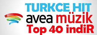 Avea Müzik Türkçe Orjinal Top 40 İndir 16 Eylül