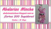 Sorteo en Abalorios Mincha