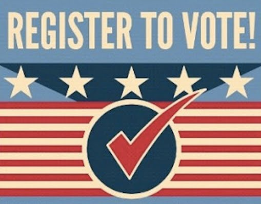register to vote U.S.A.