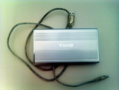 Convierte tu disco duro interno en Portable