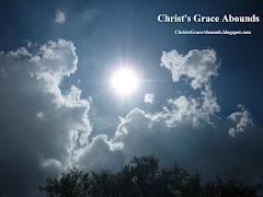 Christ's Grace Abounds