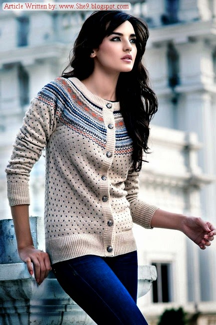 Latest Stylish Zeen Sweaters for Girls