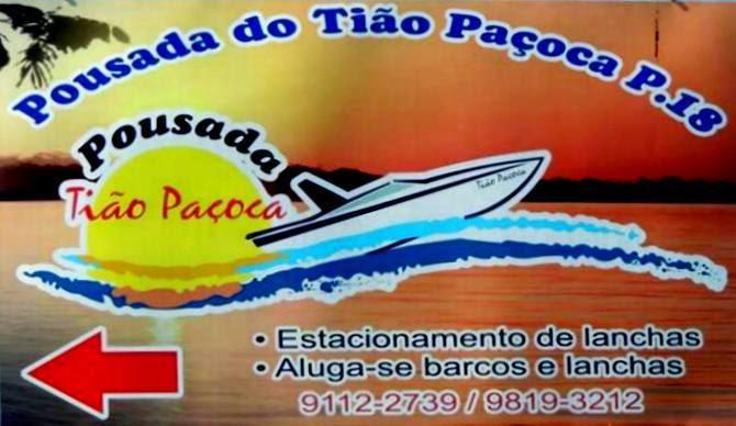 POUSADA DO TIÃO PAÇOCA P.18