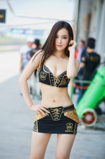 Korea Model Im Ji Hye Hot Photo Gallery