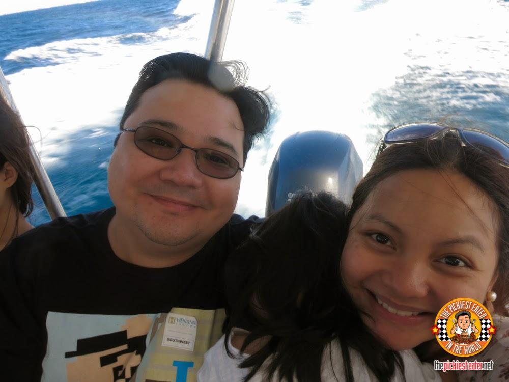 boat ride boracay