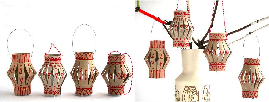 Vlijtig tutorial toilet paper roll lantern for Paper lantern tutorial