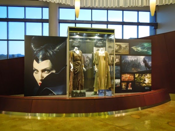 Original Maleficent movie costumes