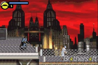 game hp Nokia Qwerty Batman