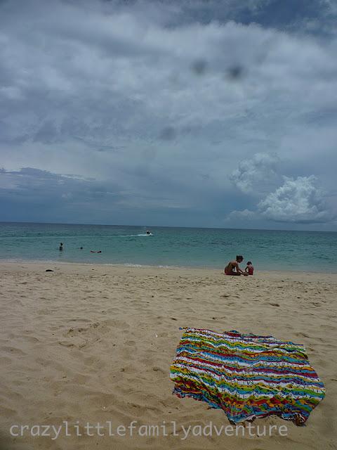 Phuket Beach, Surin Beach. Rio in Thailand
