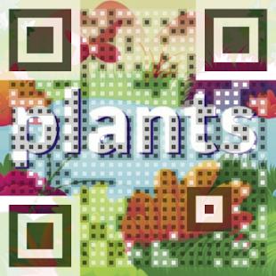 Si quieres descargar la app Arloon Plants escanea el codigo