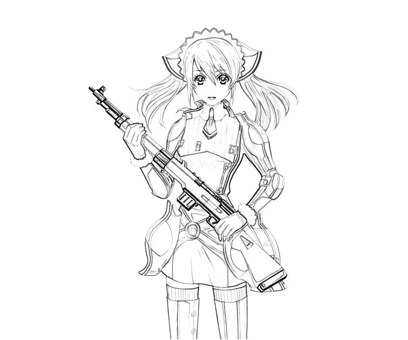 alicia-melchiott-weapon-coloring-pages